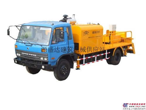 山西出租混凝土输送泵、中联拖泵