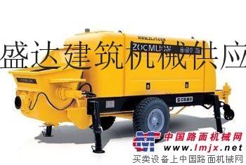 山西出租混凝土输送泵