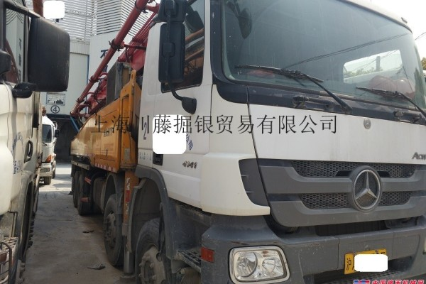 出售二手三一37米 46米-63米二手泵车