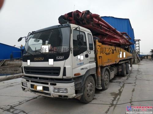 出售二手36-56米泵车供应及收购