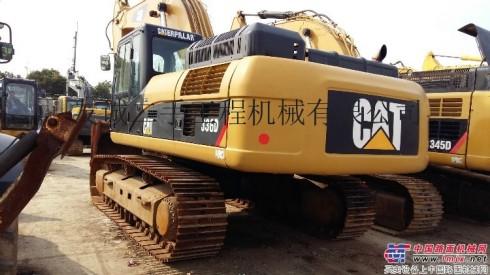 出售二手卡特CAT336D挖掘机