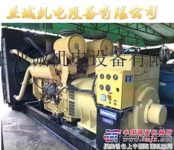 长沙租柴油发电机_长沙发电机出租公司