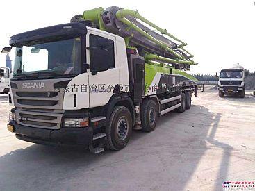 全国出租三一56米泵车
