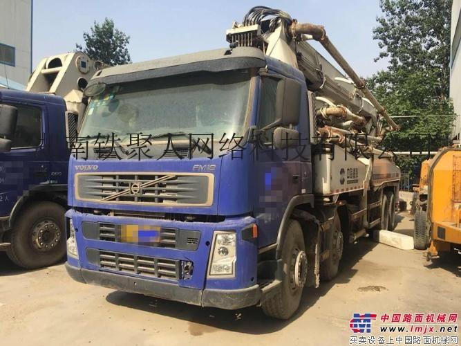 中联44米二手泵车  河北省