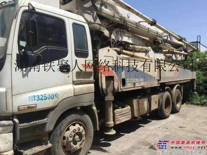 转让 中联46米二手泵车  安徽