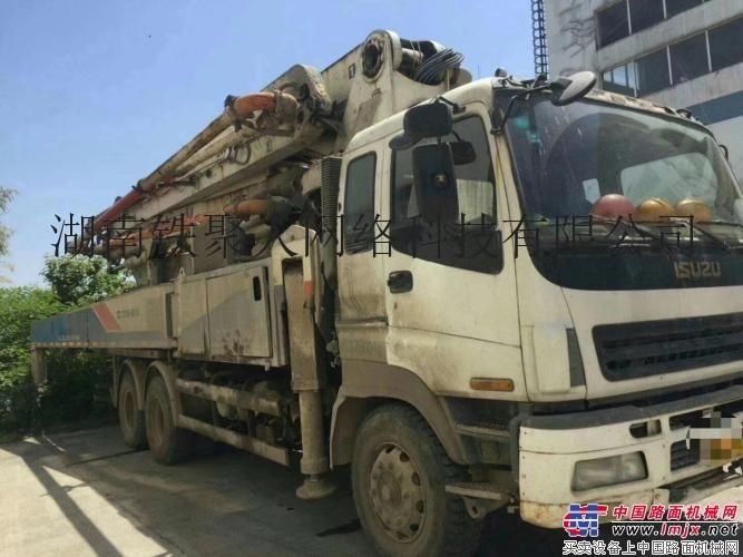 转让中联46米二手泵车   安徽
