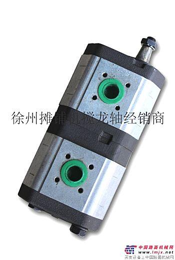 供应三一LTU90S摊铺机双联齿轮泵