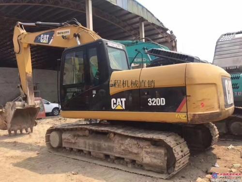 二手卡特320、325、336挖掘机,低价向毕节转让。