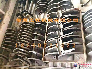 供应中联DTU90/95摊铺机绞龙叶片 螺旋叶片 原厂摊铺机压路机配件