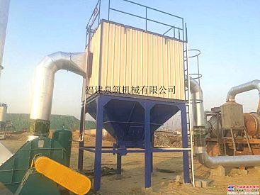 供应泉筑机械布袋除尘器