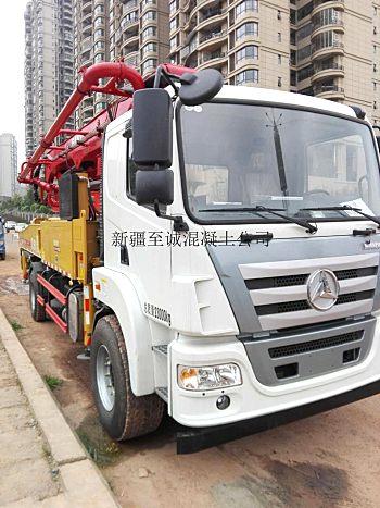 供应三一37-56米混凝土机械泵车