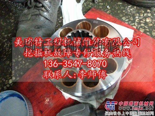贵州六盘水维修柳工225C挖掘机行驶无力