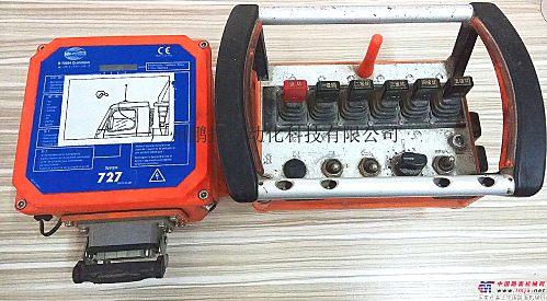 德国HBC中联三一泵车遥控器售后维修