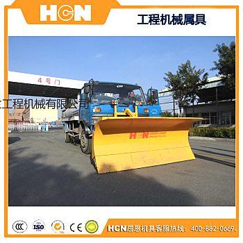 供应HCN屈恩机具T04皮卡车推雪铲 卡车改装推雪铲