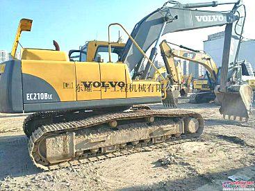 特价促销沃尔沃210B、240B、290B、360B二手挖掘机。支持货到付款,质保一年