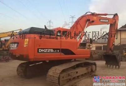 吉安二手挖掘机市场:斗山220、225、300、370、420二手挖掘机出售,质保一年