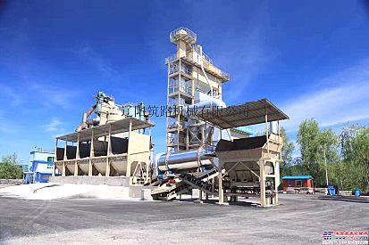 供应LJ2000-5000沥青搅拌设备