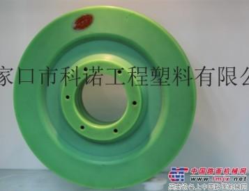 科诺绿色油尼龙滑轮 起重定滑轮 可来图定做加工