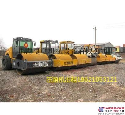 出租柳工LG820压路机上海挖机出租,上海振动压路机出租,上海钢板路基箱出租