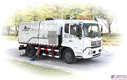 出租易山HZJ5160TSL清扫机