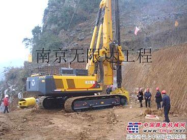 2台徐工280旋挖钻出租,分别在湖南邵阳和山东临沂