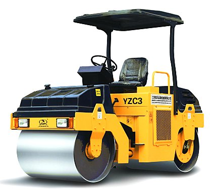 YZC3振动压路机