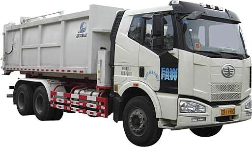 压缩式垃圾车-道理环卫专家