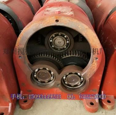 厂家供应js500/750搅拌机提升电机减速机 上料斗卷扬机绳轮减速机
