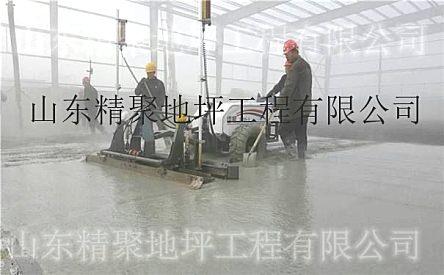 山东精聚手扶式两轮激光整平机生产厂家(图)