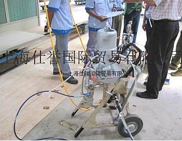 HECOSM海戈斯 33:1 塑胶喷涂机 高压无气木器喷漆机 SRCY-0124