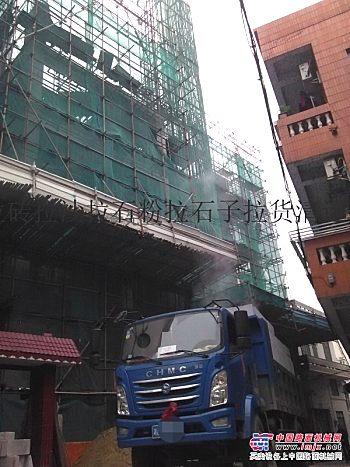 东莞自卸车货车工程车运输沙石仔水泥红砖各种建筑材料外加余泥砖渣清理