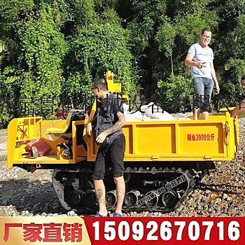厂家直销3T履带运输车 棕榈园用液压履带运输车