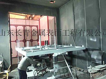 长青金属热喷涂锌涂层的特点