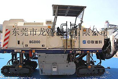 深圳沥青路面施工厂家-承接学校运动场沥青工程:出租摊铺机