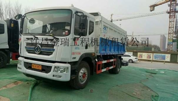 中联天锦210市政垃圾车出租15937492000