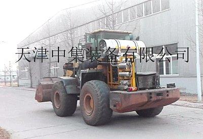 各型装载机改造LNG燃气机以达排放标准降低消耗