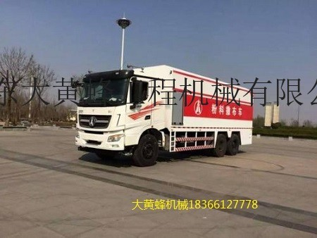 广州水泥撒布车租赁 出租水泥撒布车
