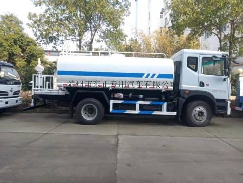供应新款10吨保温运水车报价说明及图片资料