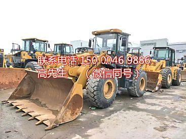 江苏二手装载机市场 浙江二手装载机市场