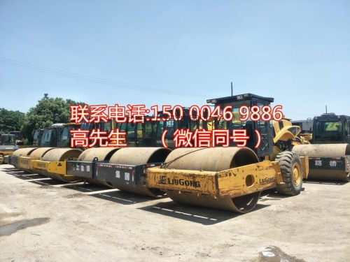 出售二手20吨22吨26吨振动压路机,二手小型压路机市场