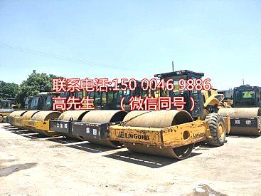 贵州二手压路机 河北二手压路机市场价格