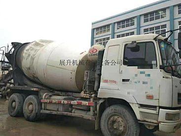 广州出售二手华菱大12方搅拌车