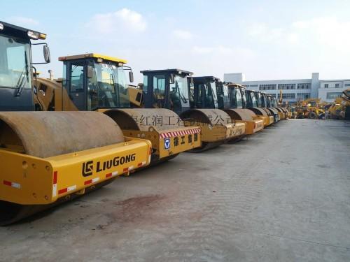 出售二手徐工20吨22吨26吨压桩机,二手压路机市场
