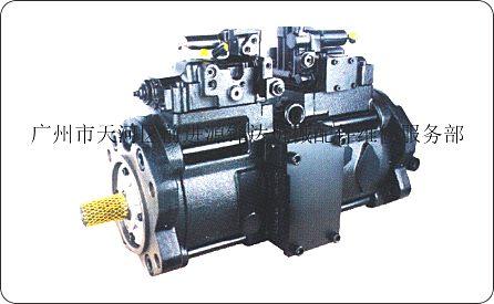 供应挖掘机液压泵源锋达K3V112(三一215)川崎液压泵