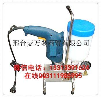 宁波市电动高压注浆机灌浆机聚氨酯防水补漏机胶水灌注机