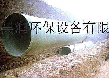玻璃钢管道 玻璃钢电缆管 昊润环保