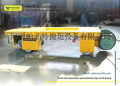 BJT电缆卷筒铁路轨道平板车 钢轨平台车电动升降平台起重搬运设备