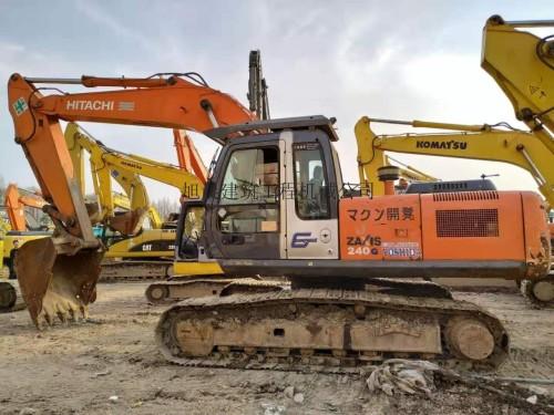 乌鲁木齐出售二手日立120、200、240和350挖掘机,质保一年