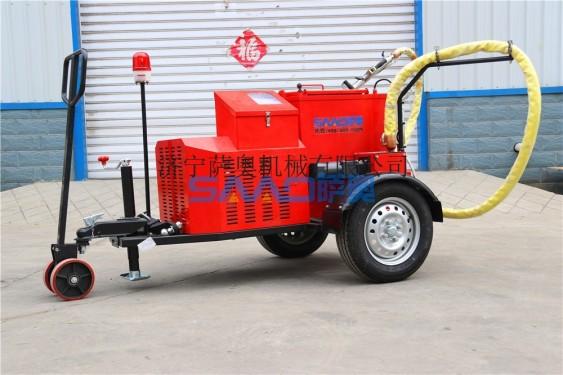 大容量节能环保填缝机 沥青灌缝机