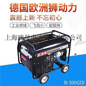 二保焊300a汽油发电电焊一体机